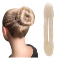 * Hair Bun Sponge - blonde - 22 cm