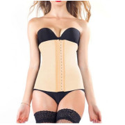 * Waist Trainer Cincher Latex Beige / Skin color fl. str.