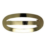 SOHO® Metal Hair Clip - Gold