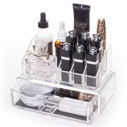 AVERY® Makeup Organizer med 1 skuffe + top