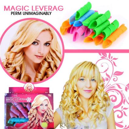 Magic Leverag Curlers - Lockenwickler