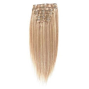 Clip In Extensions 65 cm #18/613 Blond Mix